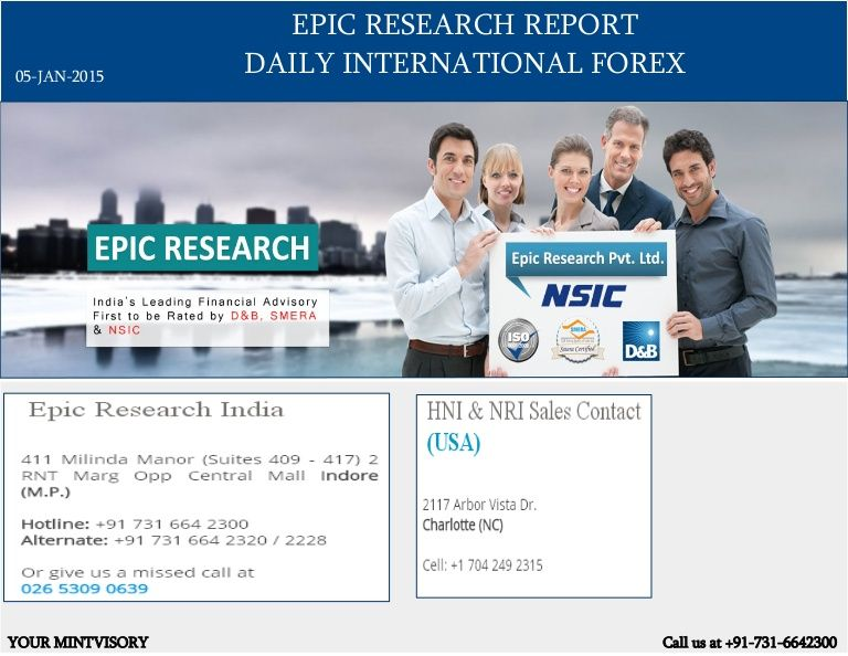 Epic Research Offers Perfect Forex Signals For Their Clients That