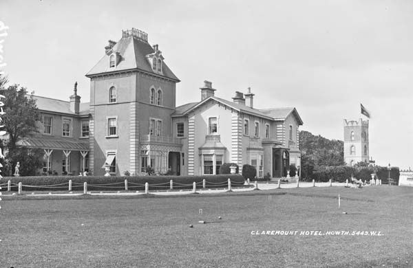 Claremount Hotel Howth Co Dublin