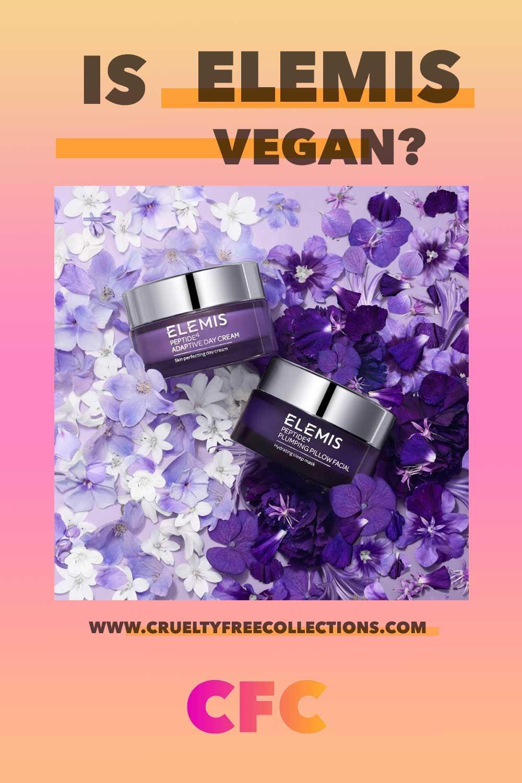 Is Elemis Vegan? CrueltyFree Skincare in 2020 Cruelty