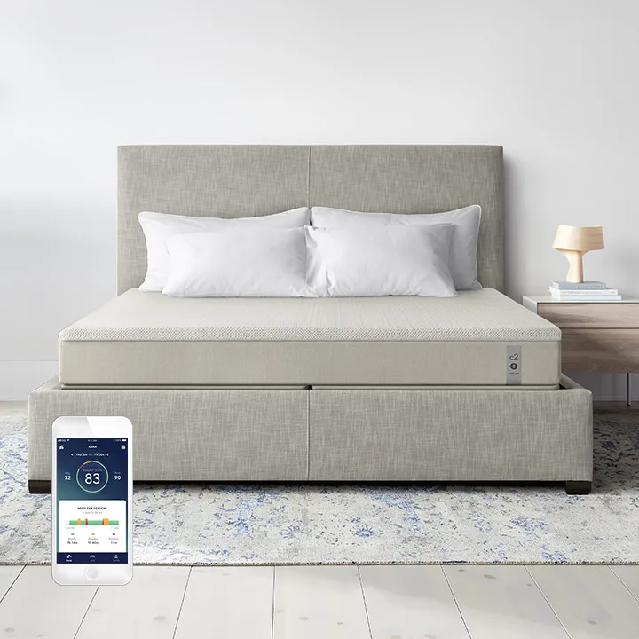SLEEP NUMBER 360® c2 SMART BED in 2020 Smart bed, Sleep