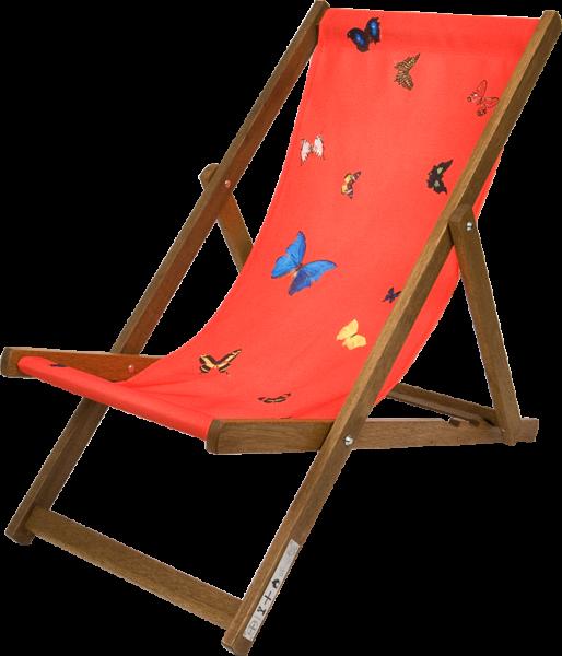 Hirst deck chair