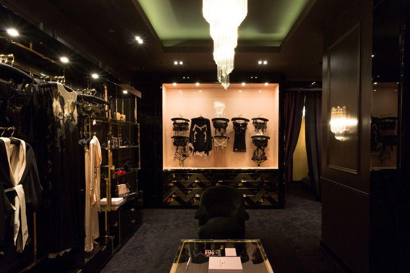 agent provocateur store google search azaleas 2 pinterest lingerie store design store. Black Bedroom Furniture Sets. Home Design Ideas