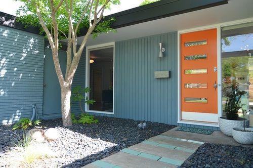 Mid Century Modern Outdoor Lighting Mid Century Modern Door