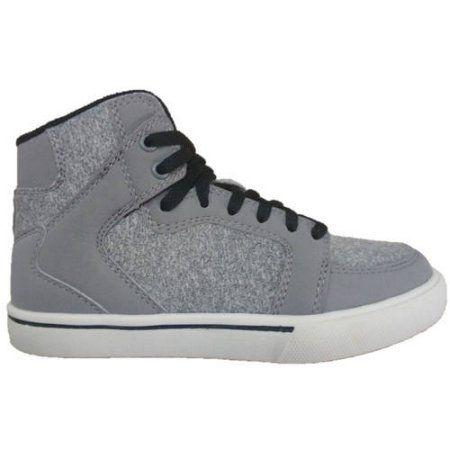 38be88d3595a21 Faded Glory Boys  Hi-Top Shoe