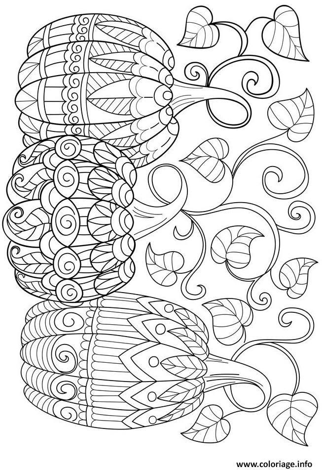 Farbung Drei Kurbis Halloween Erwachsenen Zeichnung Drucken Coloriage Coloriage Drei Drucken Herbst Ausmalvorlagen Kostenlose Ausmalbilder Malvorlagen