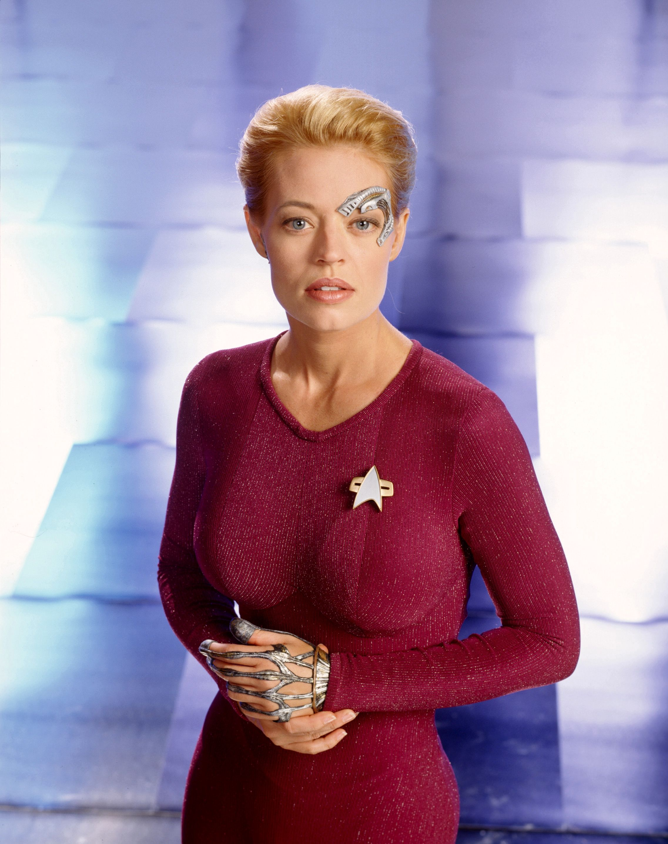 Star Trek Voyager 7 of 9 | home star trek voyager seven of nine ...