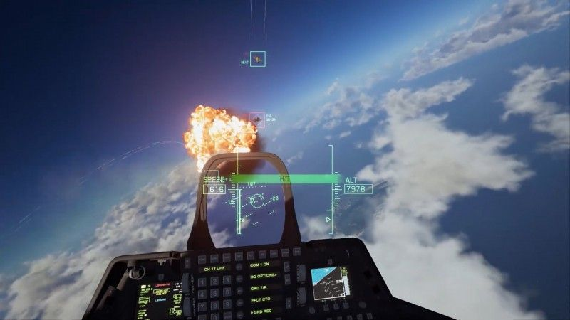 Ace Combat 7: Skies Unknown Review A Worthy Throwback Gaming