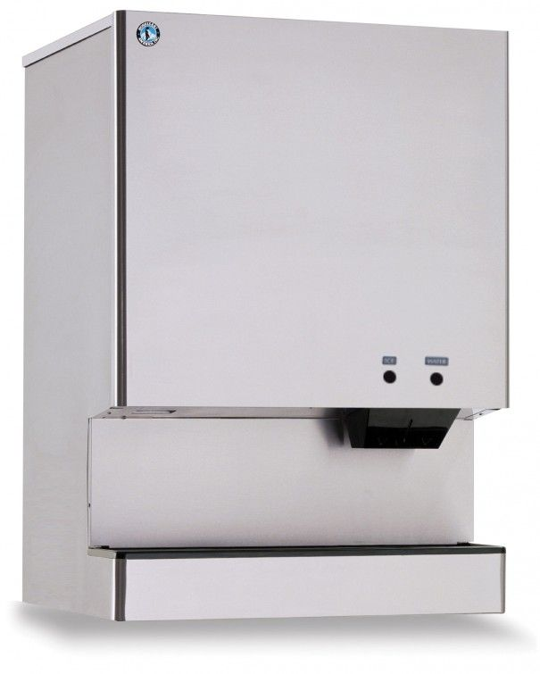 Hoshizaki Dcm 751bwh Ice And Water Dispenser Water Dispenser Built In Storage Storage Bins
