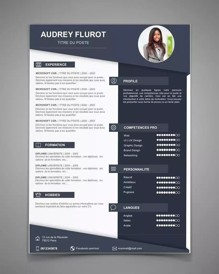 pin by christy lady on resume design professional