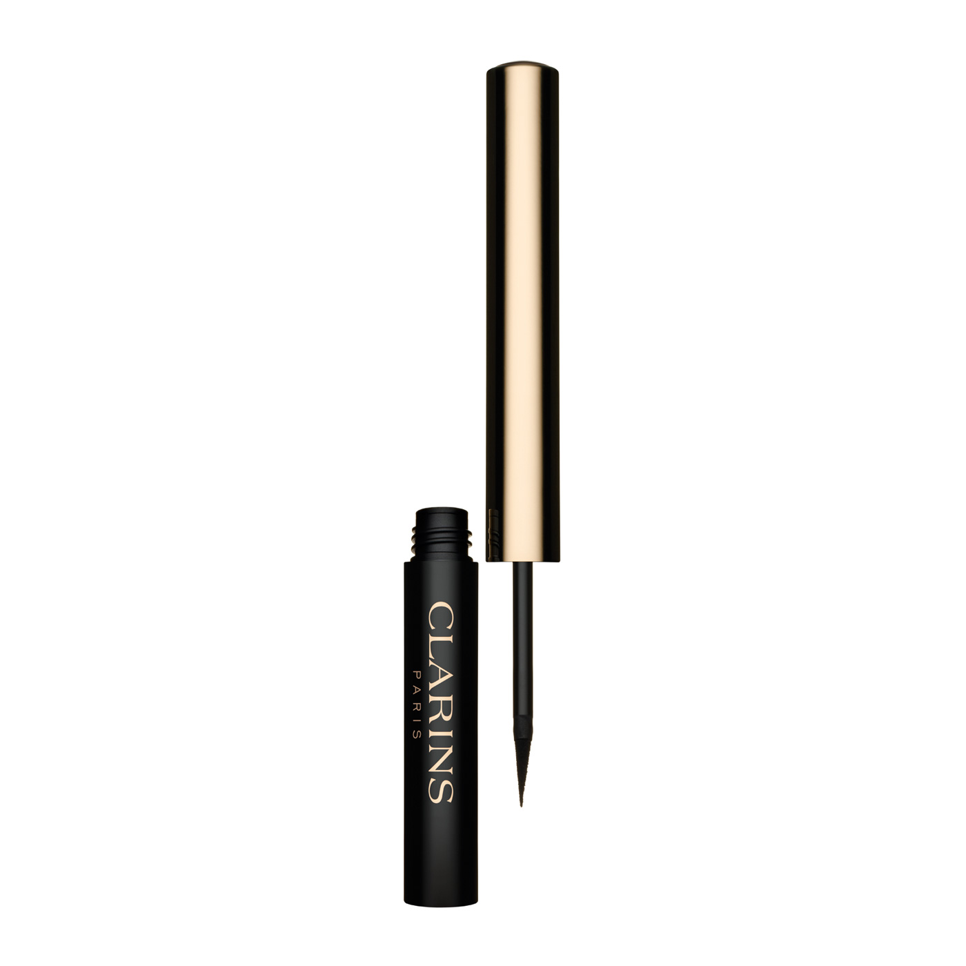 Instant Liner 01 Black - An easy-to-apply liquid eyeliner that ensures a precise, long-lasting line, ideal for enhancing the eyes. This eyeliner Includes a soft, supple foam applicator which delivers just the right amount of product.