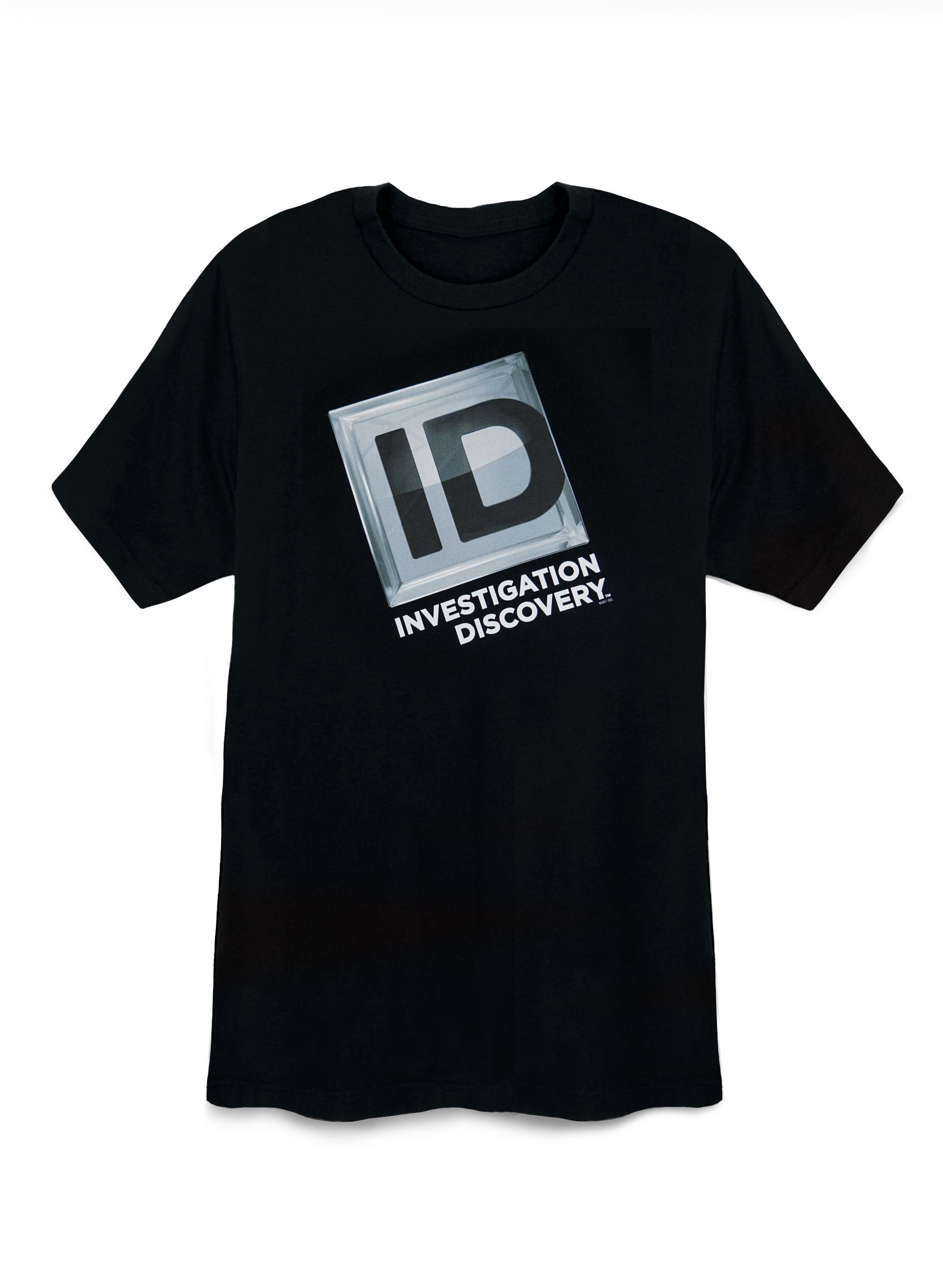 Investigation Discovery Men S T Shirt Investigation