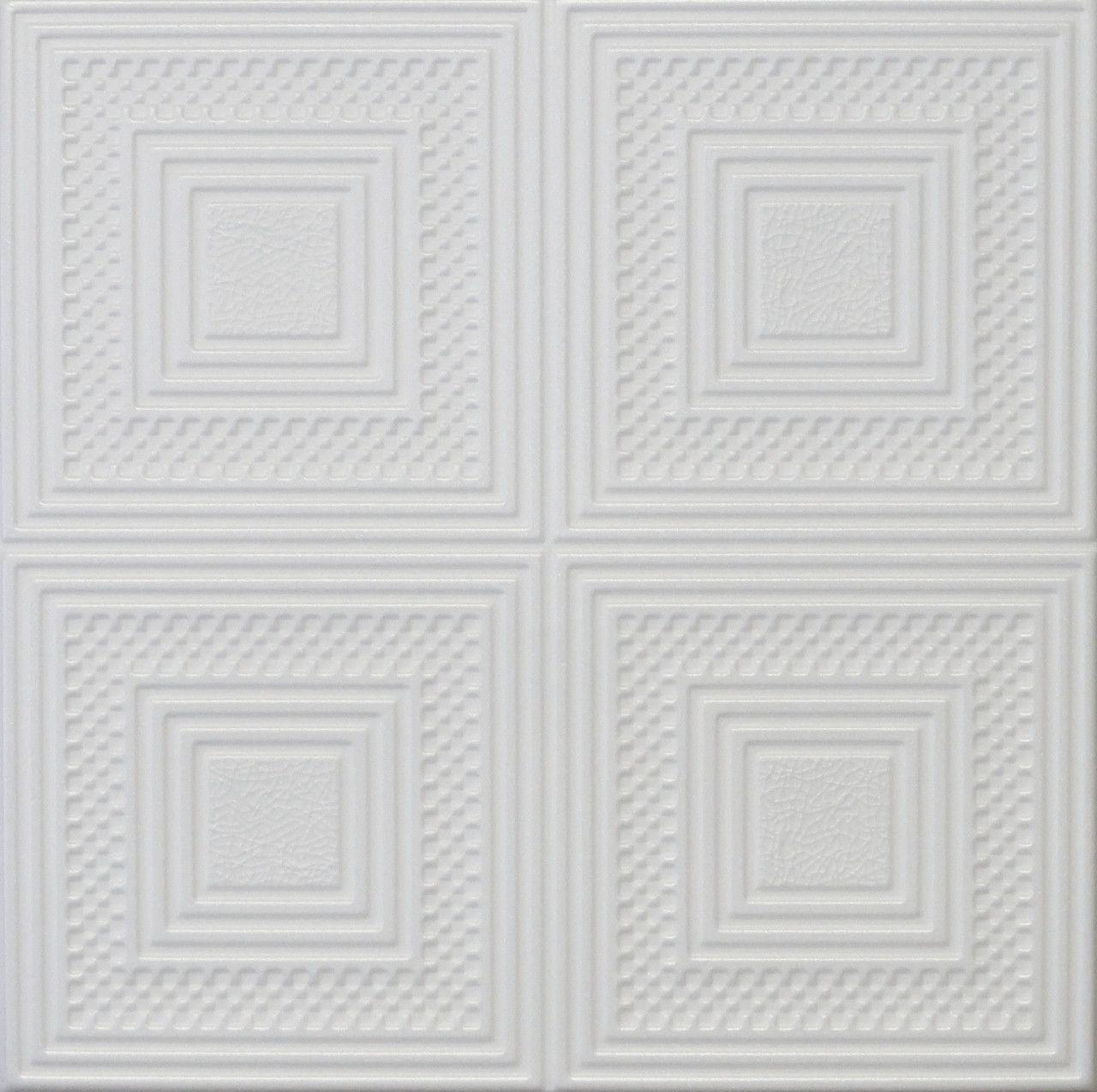 Styrofoam Ceiling Tile 20x 20 R11 Styrofoam Ceiling Tiles