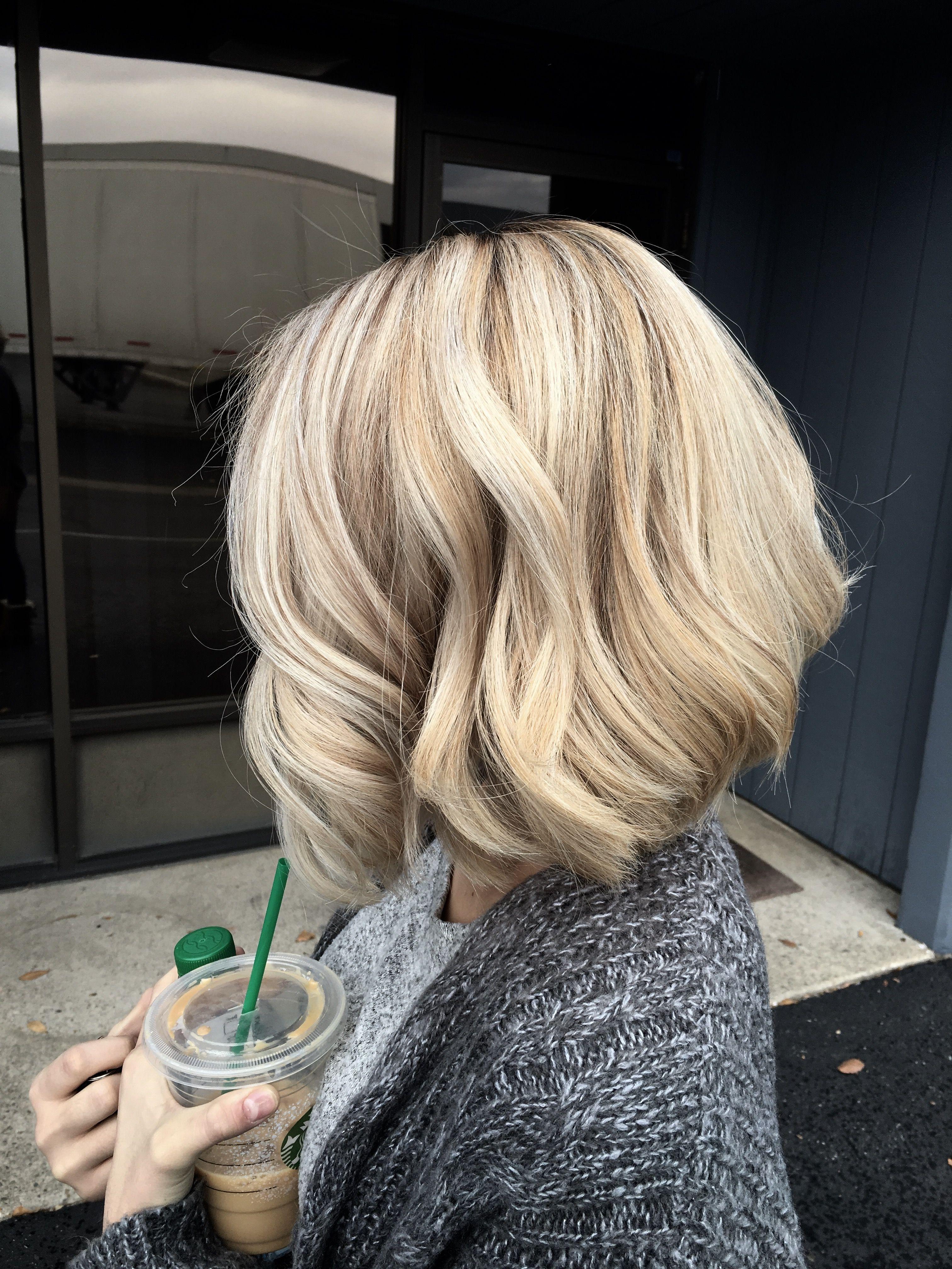 This was done on my hair last week by the wonderful catalina radu