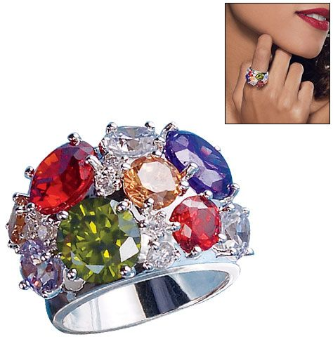 AVON - Product one of my favorite pieces of jewelry it is stunning and you can get yours at www.youravon.com/eburks