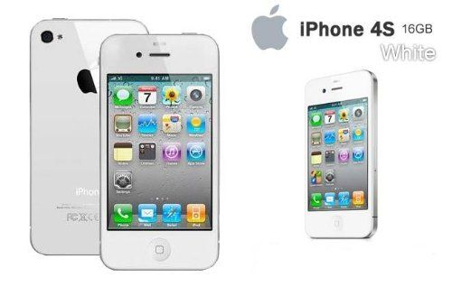 """Apple Iphone 4s 16GB White Sim FREE. PRICE: £220 (used: £89.99)(Refurb. £109.49.  EVERYTHING is CRISP & LIFELIKE; Razor SHARP Text; VIBRANT Colours; Photos & videos are RICH with DETAIL. """"GREAT iPhone 4 s"""" – By Kerry Moore. MORE via: http://www.sd4shila.net/uk-visitors OR http://sd4shila.creativesolutionstore.com/inter-links.html  OR http://sd4shila.creativesolutionstore.com OR http://www.sd4shila.net  OR http://astore.amazon.co.uk/onestoponlish-21?node=6&page=42"""