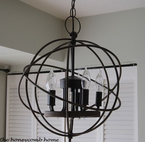 Knock Off Restoration Hardware Chandelier Restoration Hardware
