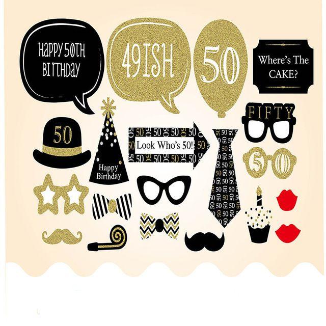 Resultado de imagen para decoracion para un cumplea os de for Decoracion salon 50 anos hombre
