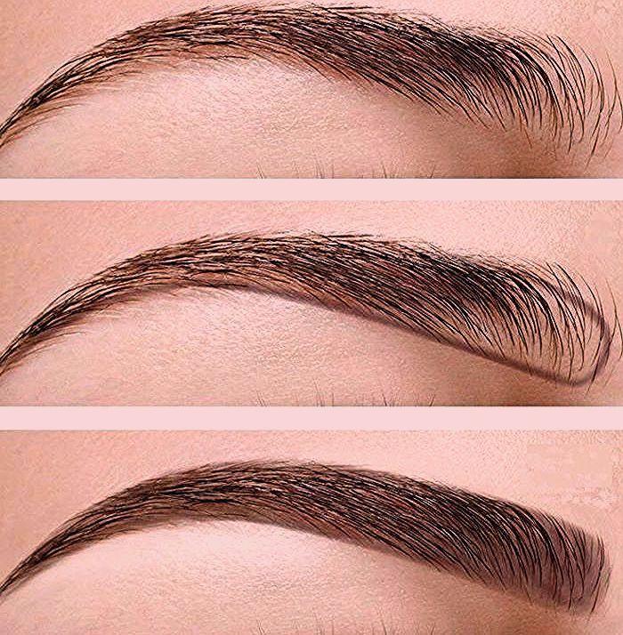 ▷ 1001 + Ideen und Profi-Tipps, wie Sie Ihre Augenbrauen schminken!