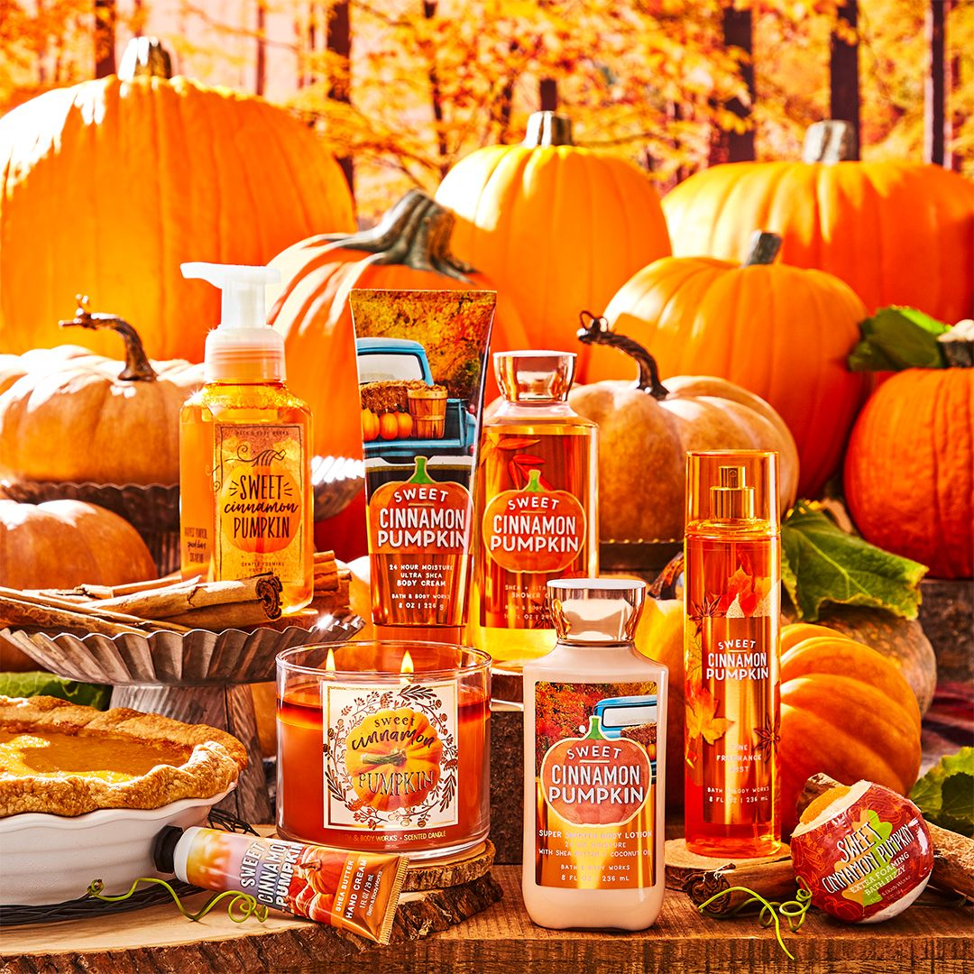 This is What Fall Smells Like! | Fall scents, Bath and ...