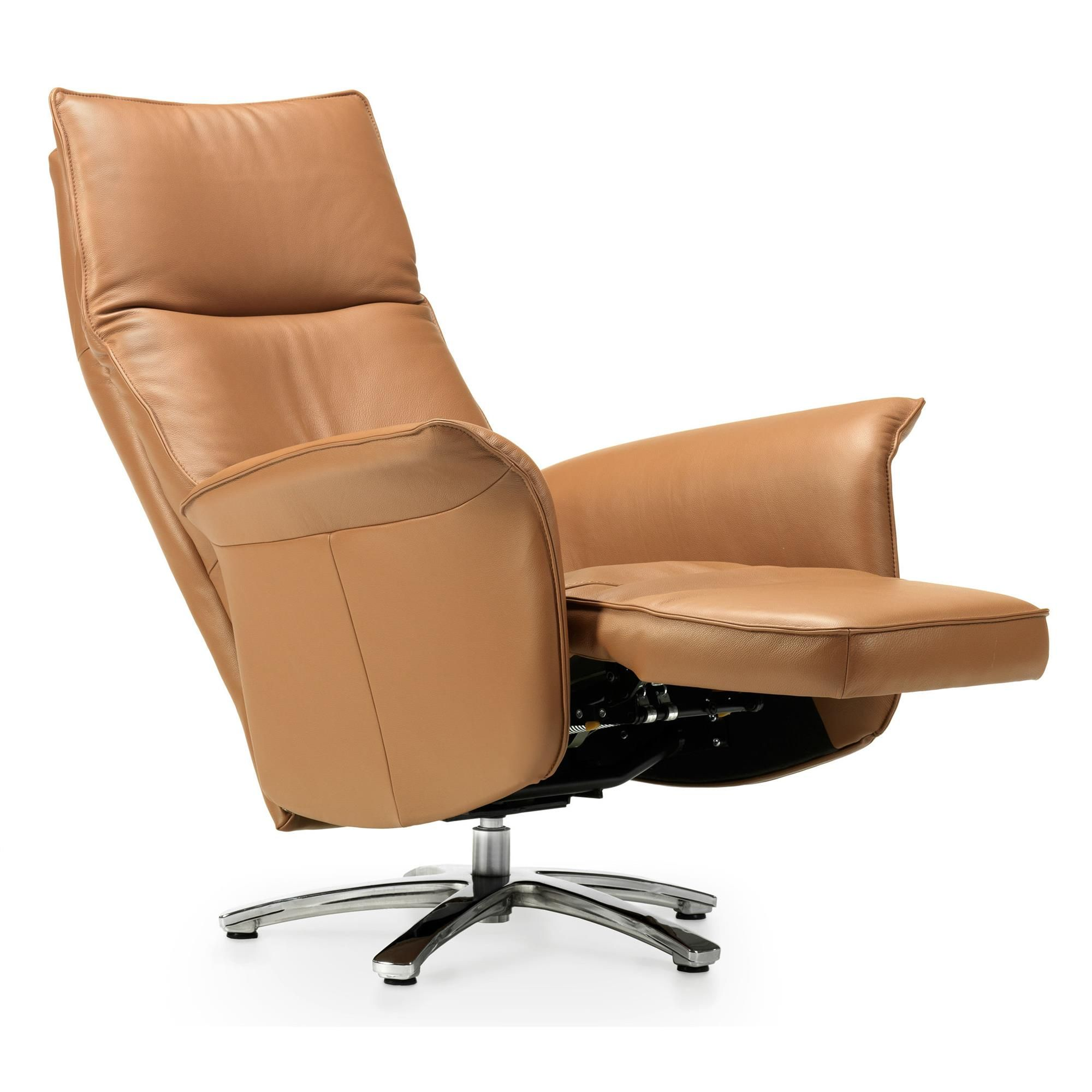 ROM Aloe Swivel Recliner Chair From Queenstreet Carpets
