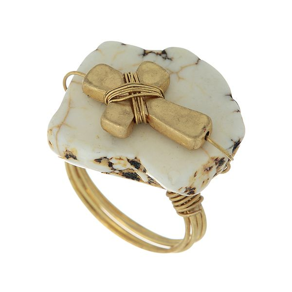Wire Wrapped Stone Rings Wholesale - WIRE Center •