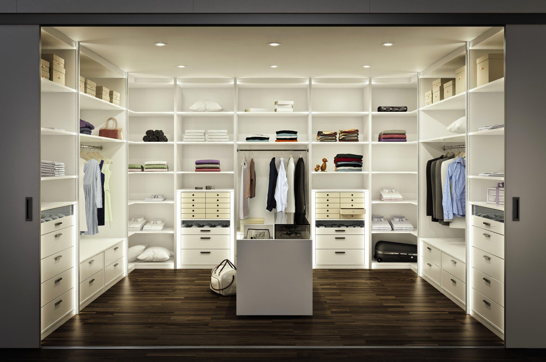 ordinary einfache dekoration und mobel begehbare kleiderschrank systeme #1: Schön begehbarer kleiderschrank system günstig