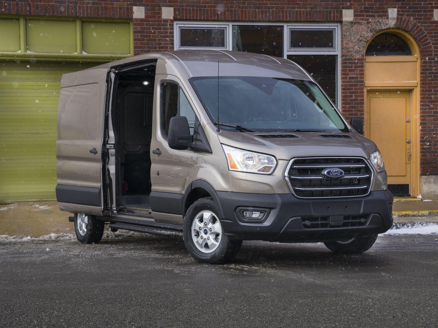 Car Industry Latest News Updates Autodeals Pk In 2020 Ford Transit Cargo Van Electric Van