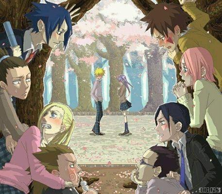 Fanfic / Fanfiction de Naruto - Minha Pequena Hyuuga - Capítulo 4