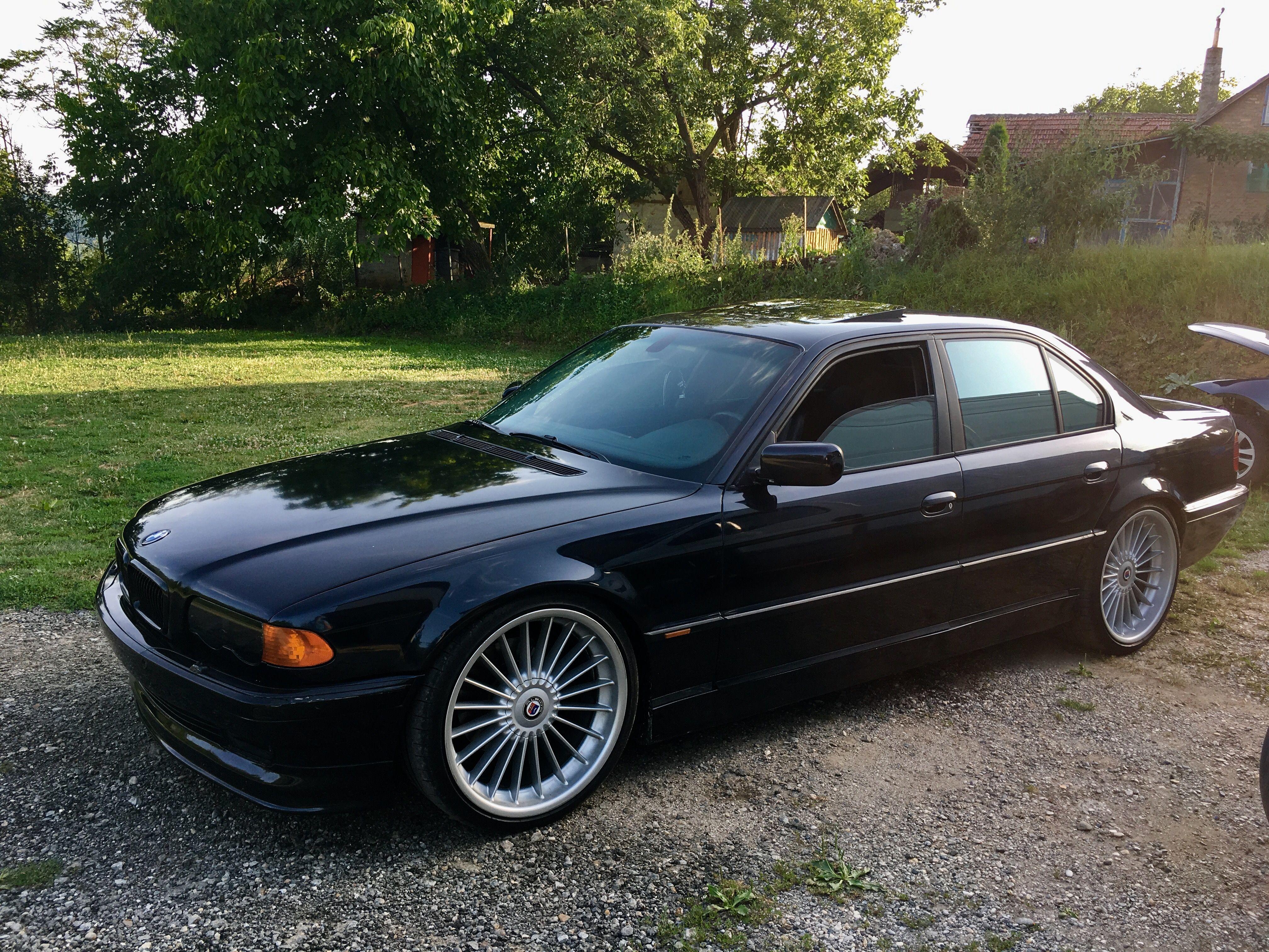 Bmw E38 Alpina 21 Bmw E38 Bmw Vintage Bmw Alpina