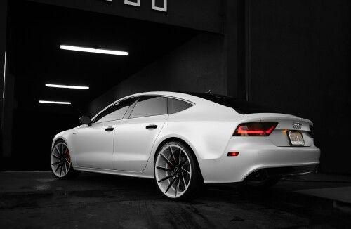 Audi Rs7 White Beauty Audi Audi A7 Audi Rs7