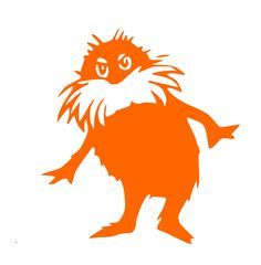 image result for lorax silhouette dr seuss pinterest lorax and rh pinterest com Lorax Clip Art Black and White Lorax Clip Art Black and White