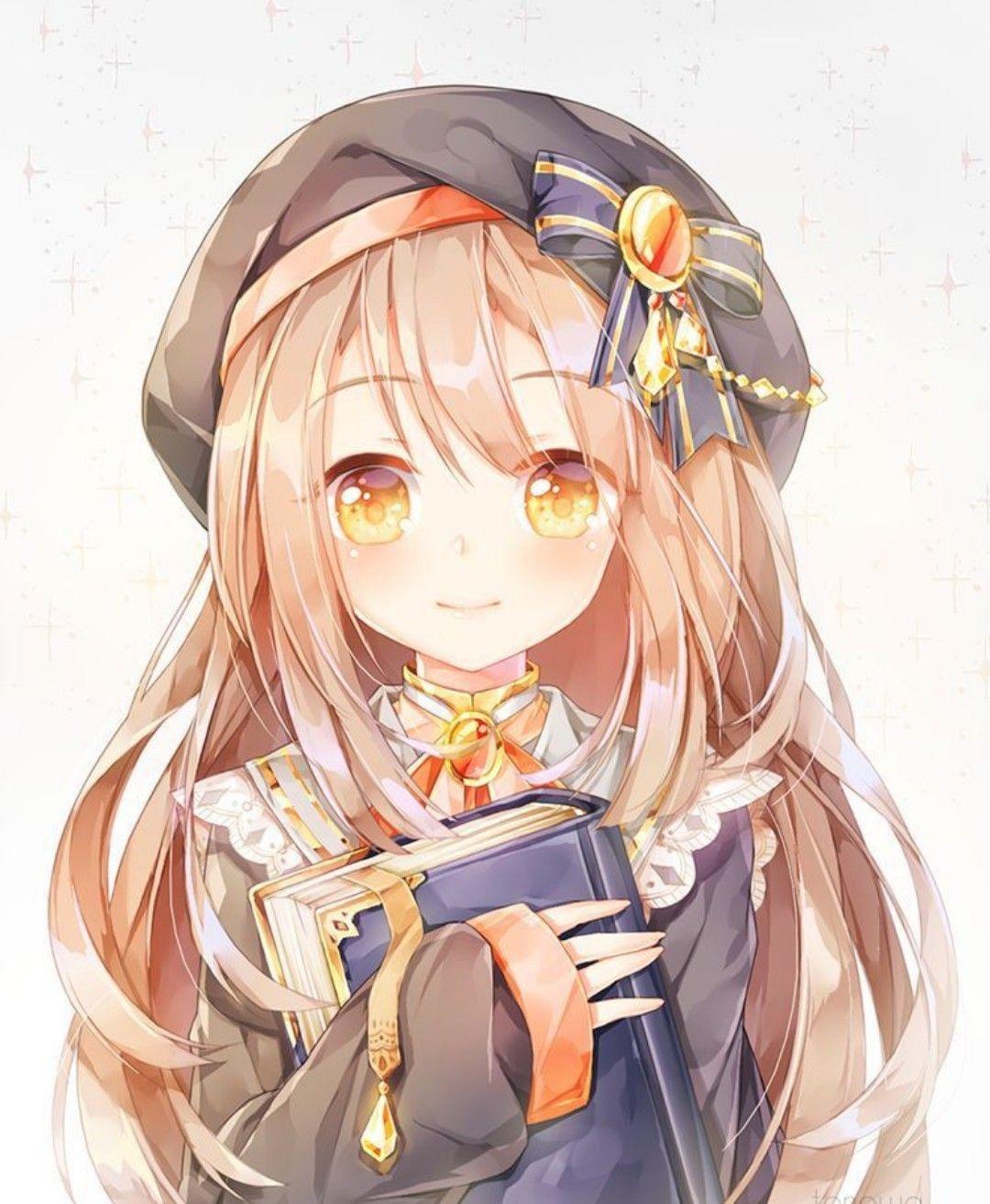 Lily Ketua Osis Manga Anime Gadis Animasi Gambar Anime