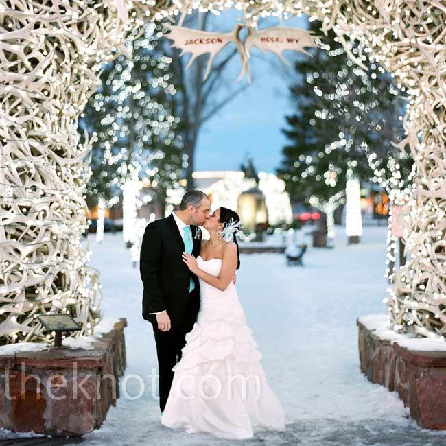 An Intimate Winter Wedding