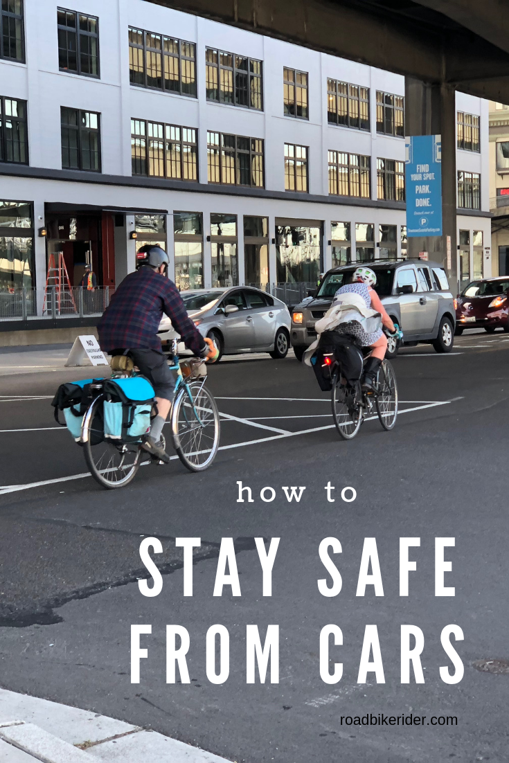 Safety Tips For Cyclists Avoiding Road Rage And Distracted