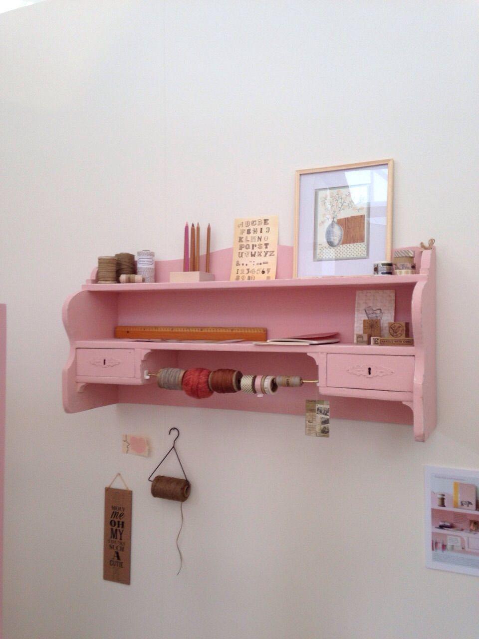Creatief met krijtverf woonbeurs 2014 ariadne at home huis inspiratie kalkverf krijtverf - Idee bergkast ...