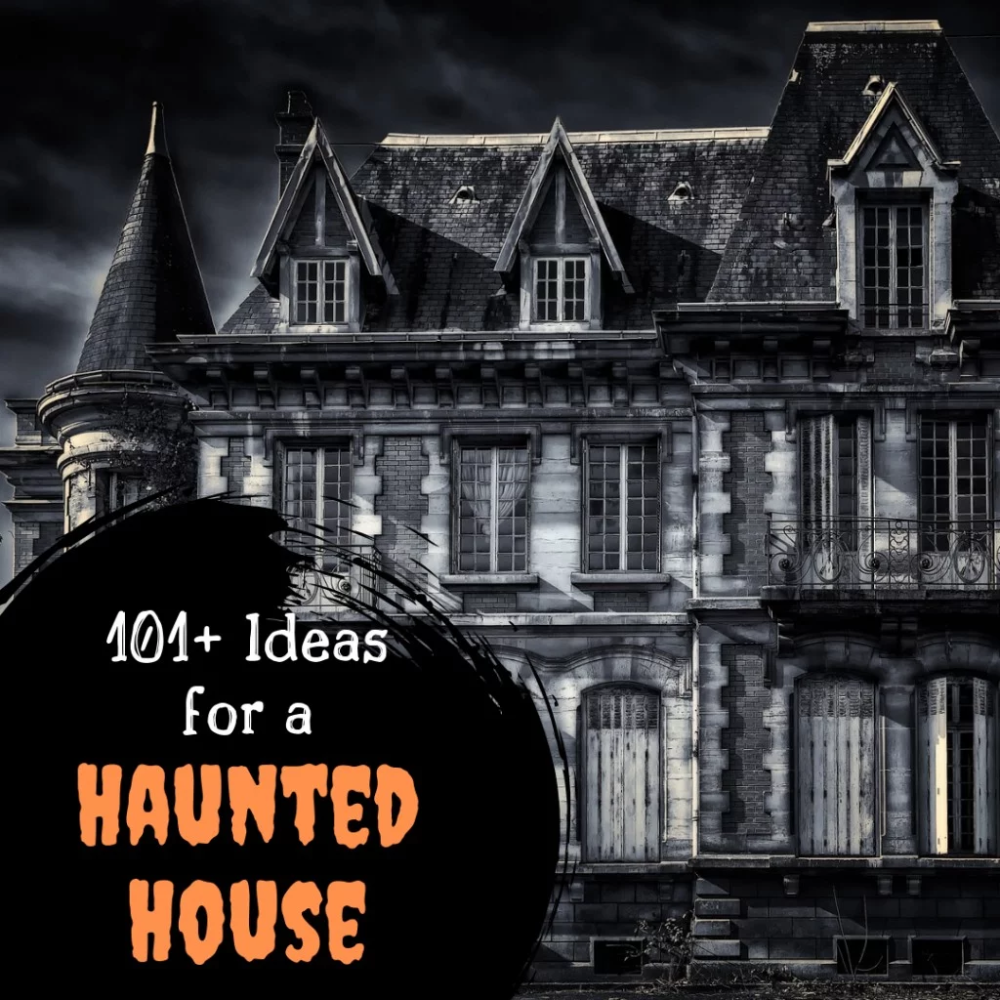101 Ideas To Create A Scary Haunted House Haunted House Best Haunted Houses Scary Haunted House