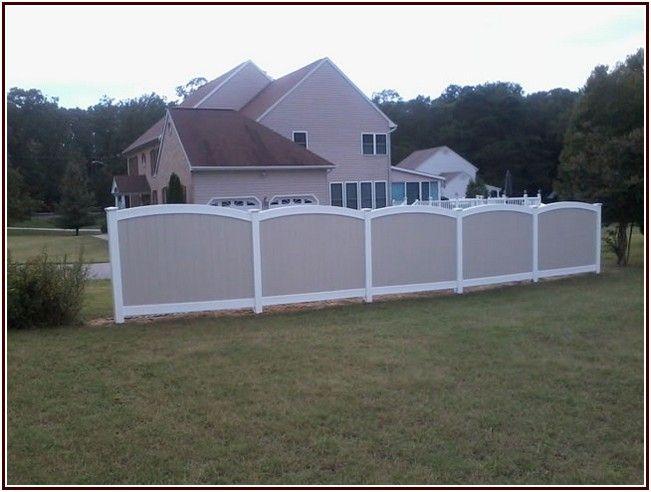 Unusually Landmark Vinyl Fence Vinyl Fence Fence Outdoor Structures