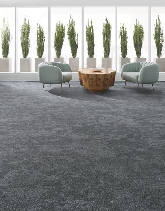 A Walk in the Garden | basalt II tile   Shaw Contract Commercial Carpet and Flooring