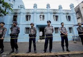 مقتل 13 طفلًا حرقًا في ميانمار