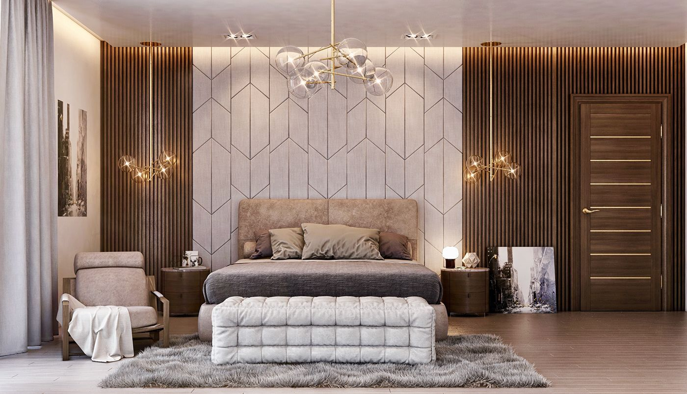 Join Us And Enter The World Of Luxury And Modern Furniture And Lighting Get The Best Bedroom Inspi Bedroom Interior Luxury Bedroom Master Dream Master Bedroom