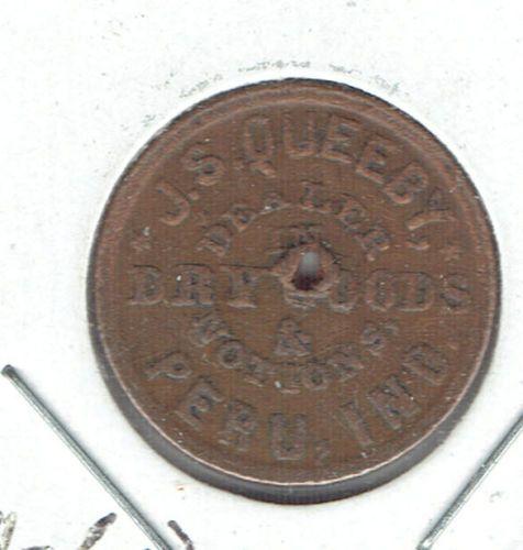 Peru-Indiana-Civil-War-Token-J-S-QUEEBY