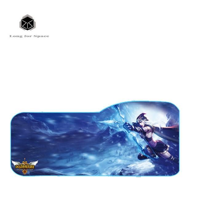 Overwatch or LOL Gamer? This Expansion Mouse Pad is For You!