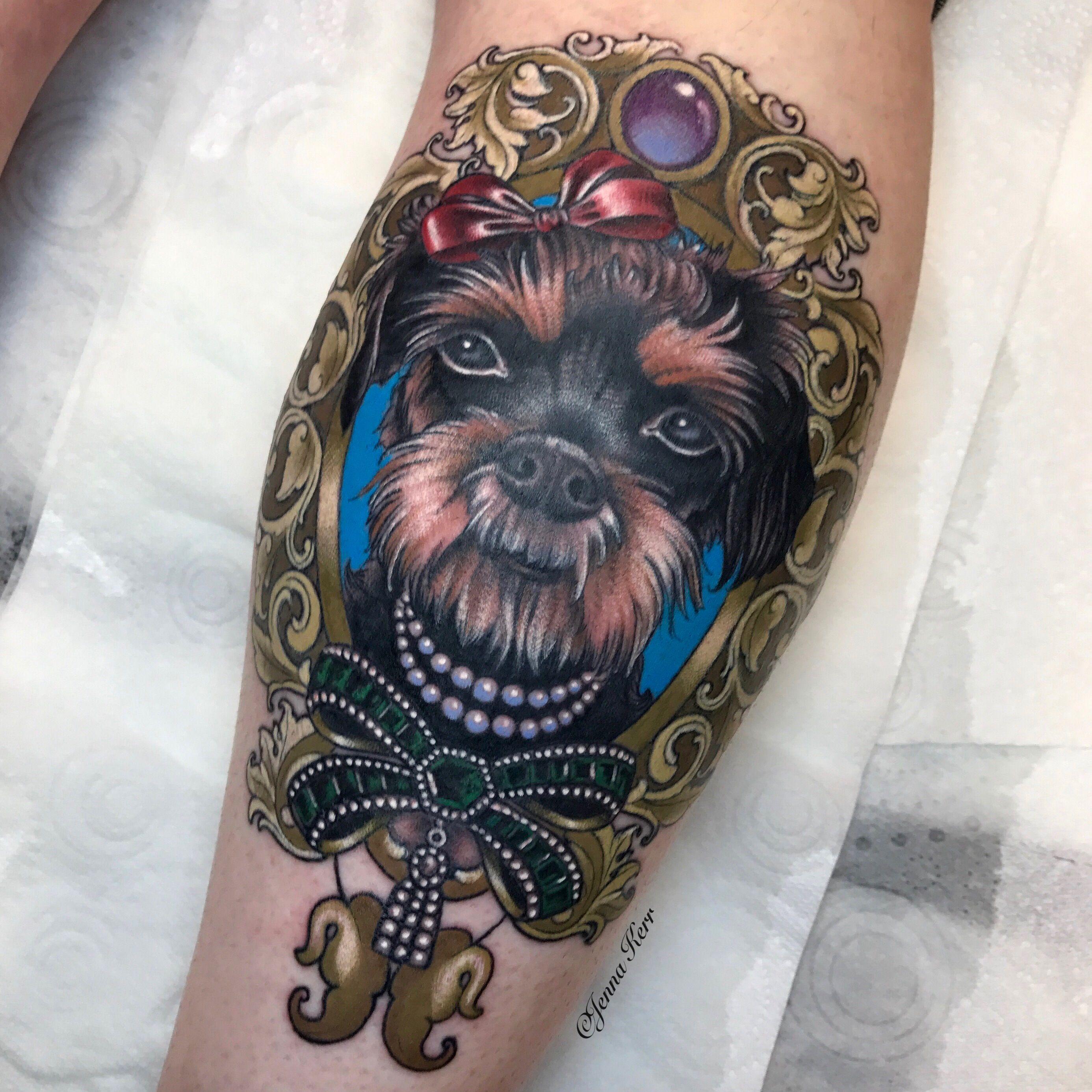 #poochyframe #tattoo