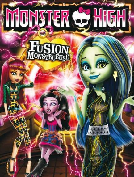 Monster High: Fusion monstrueuse
