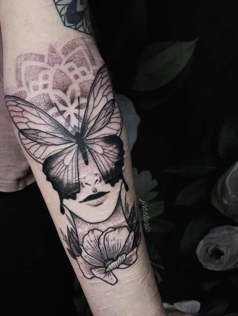 Butterfly Tattoos - Tattoo Insider