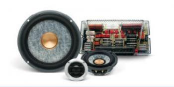 FLUX RC 361 SPEAKER 3 WAY Car audio installation, Audio