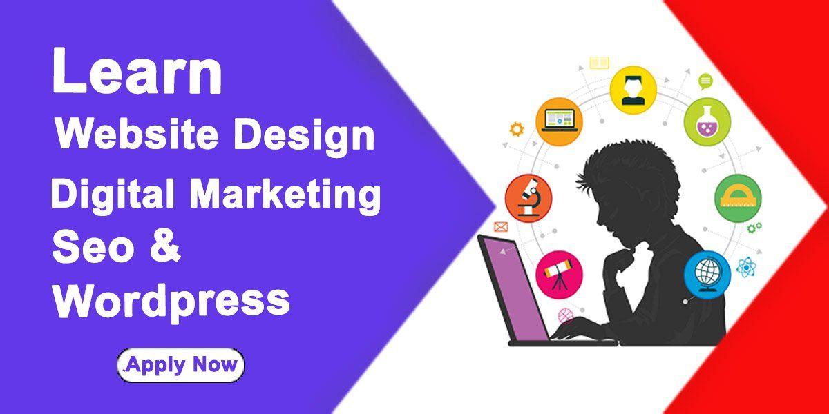 Boost Your Career In Digital Marketing Learning Live Certification Program In Digital M Digital Marketing Digital Marketing Training Web Design Training