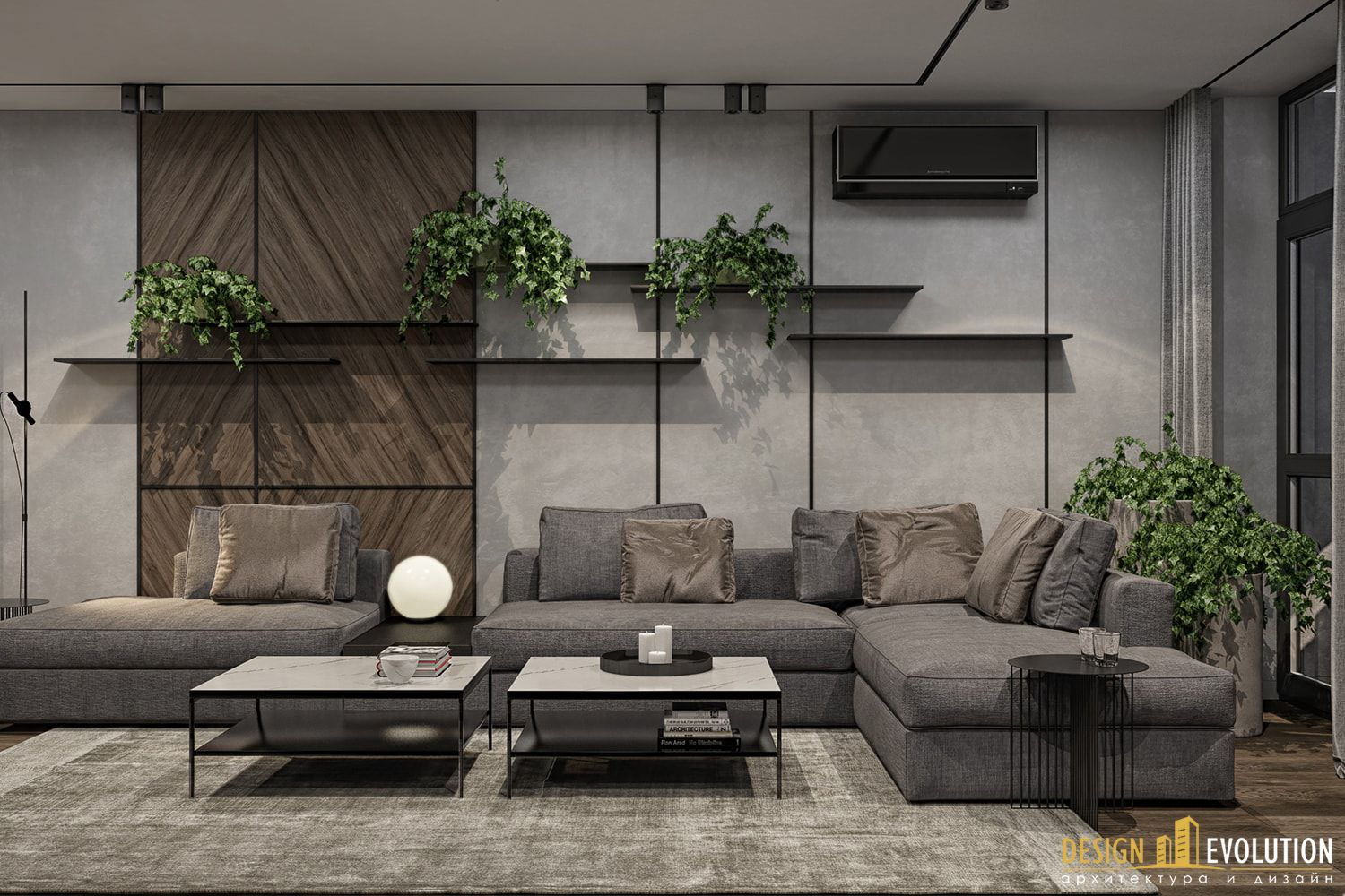 Discover design inspiration from a variety of living rooms, including color, decor and storage. Design Evolution » 4 SEASONS   Apartment living room ...