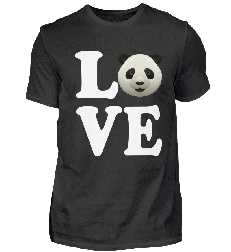 Panda Love Tshirt, Shirts und Babybekleidung