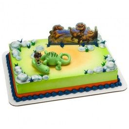 Good Dinosaur Party Supplies Good Dinosaur Cake Decoration Kits